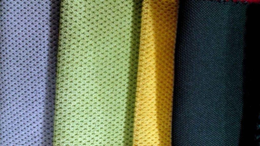 Fabrics variety