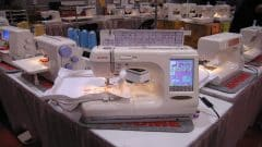 Best Janome Embroidery Machines