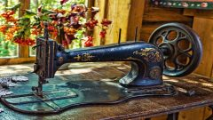 treadle sewing machine parts and functions